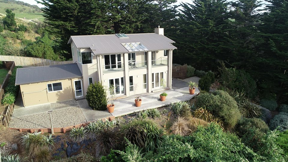 Moeraki Accommodation and Holiday Home, exterior view